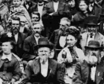 Mystery Face in the Crowd and More at the Old Aurora Colony Museum in September