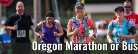 Oregon Marathon and Half Marathon. Sept 13 at Mt Angel Oktoberfest.