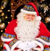 Santa Coming to Charbonneau
