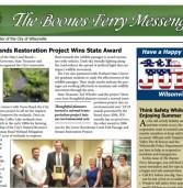 Boones Ferry Messenger, July-August 2015.
