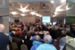 Charbonneau Forum: BIG Turnout.  Q&A Available online.