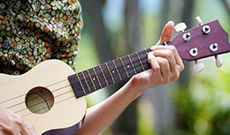 Ukelele Workshop at the Community Center. Sept 16th at 10am to noon.