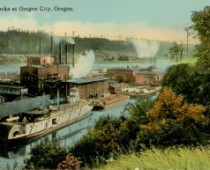 """Steamboats on the Willamette: Life & Death on Oregon's First Super Highway"" .  Aug 26 History Pub @ McMenamins ."