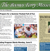 June Boones Ferry Messenger is Online