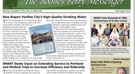 Boones Ferry Messenger, July & Aug 2014
