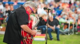 MARK YOU CALENDARS for Rotary's Annual Concerts in the Park. Begins July 23 with Curtis Salgado.