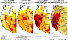 Is Climate Change Related to California's Drought?