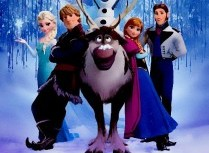 "Movies in the Park: July 11. Disney's ""Frozen"" 8:15pm"
