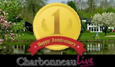 Happy Anniversary CharbonneauLive!