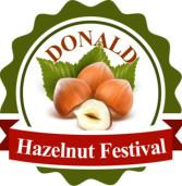 Donald Hazelnut Festival.  July 11 from 11a-6p
