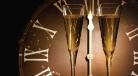 New Year's Eve Dinner & Dance.  6-10PM.