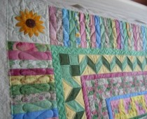 Aurora Colony Quilt Show.  Oct 17th last day to enter contest.