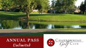 Golf Club Annual Passes Discount to Shareholders Extended to January 31, 2015.
