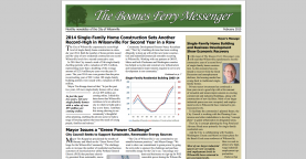 February Boones Ferry Messenger is online